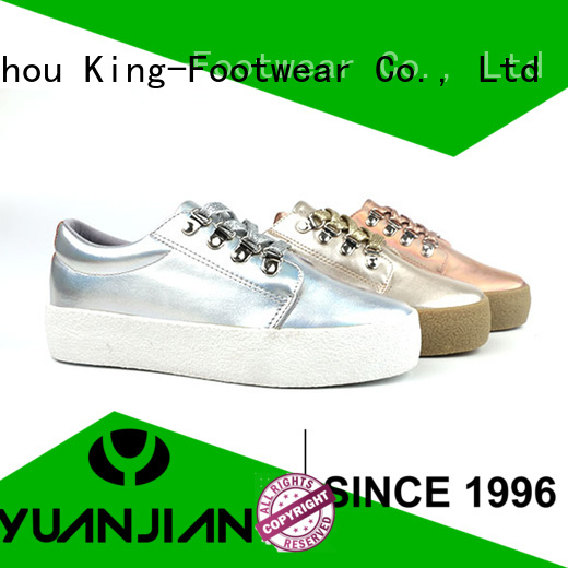 hot sell vulc shoes personalized for schooling