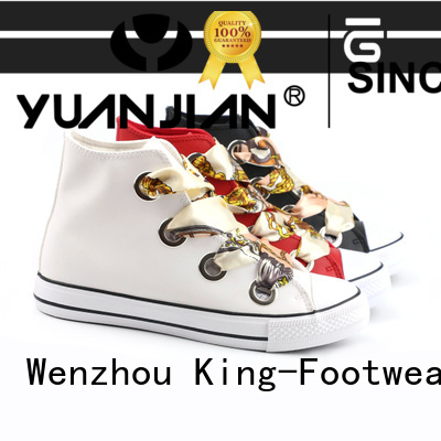 King-Footwear types of skate shoes factory price for sports