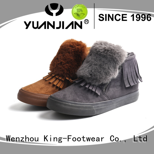 King-Footwear casual style shoes personalized for traveling