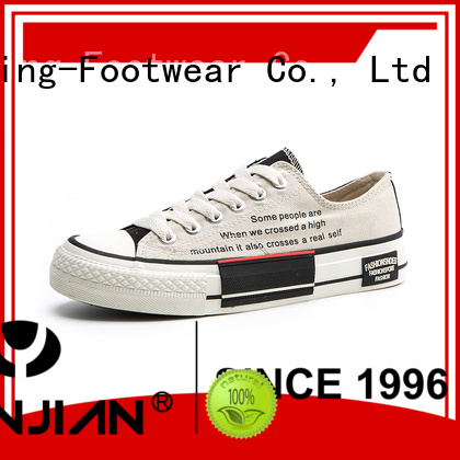 King-Footwear good quality mens canvas shoes cheap factory price for working