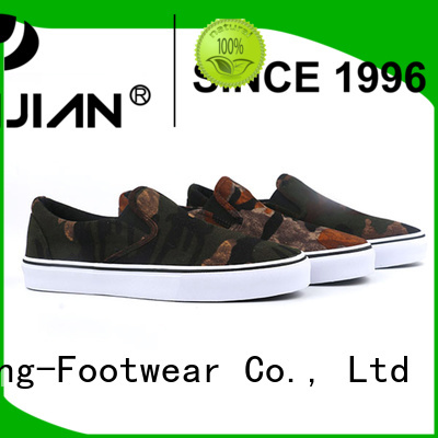 King-Footwear leather canvas shoes manufacturer for daily life