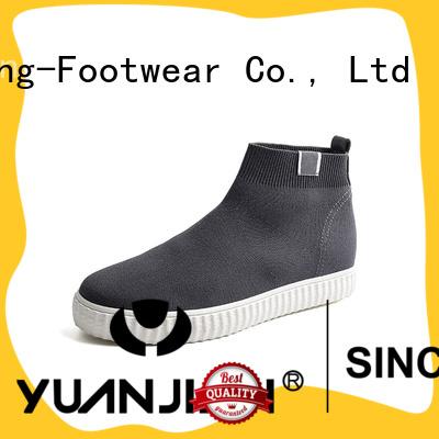 King-Footwear popular slip on skate shoes personalized for schooling