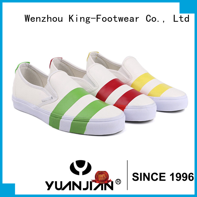 King-Footwear casual slip on shoes supplier for traveling