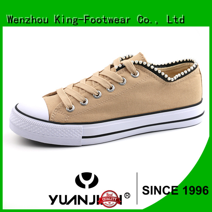 durable mens casual canvas shoes wholesale for daily life