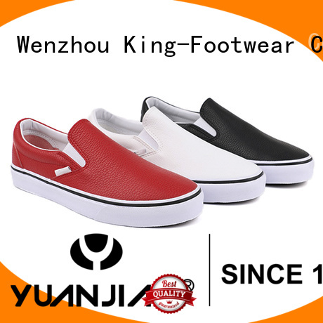 King-Footwear modern cool casual shoes factory price for schooling