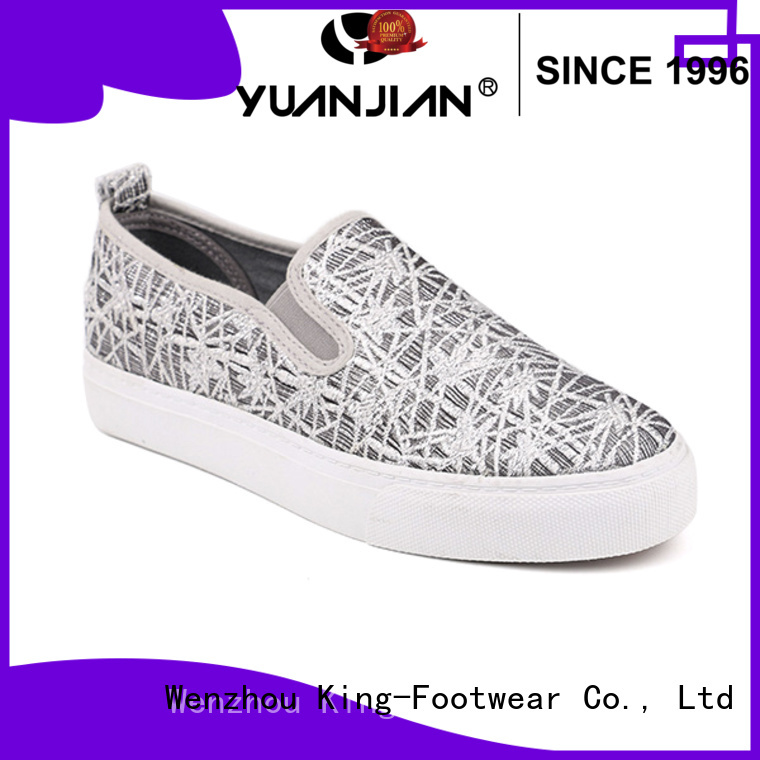 King-Footwear comfort footwear supplier for occasional wearing