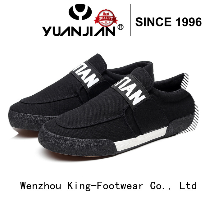 hot sell vulcanized sneakers supplier for traveling