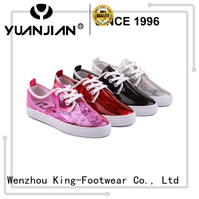 King-Footwear fashion casual skate shoes personalized for traveling