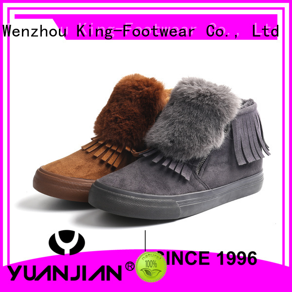 casual slip on shoes supplier for traveling King-Footwear