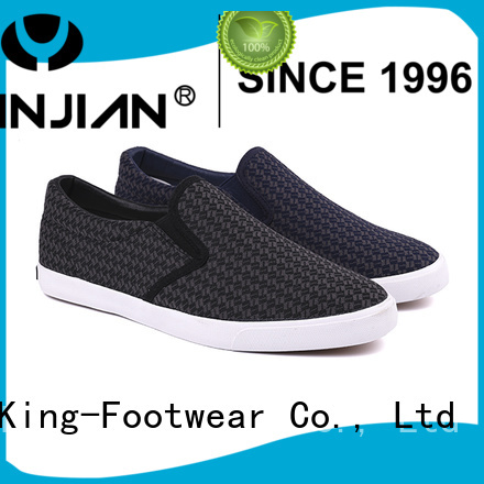 fashion casual slip on shoes factory price for traveling