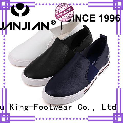 King-Footwear vulcanized sole design for traveling