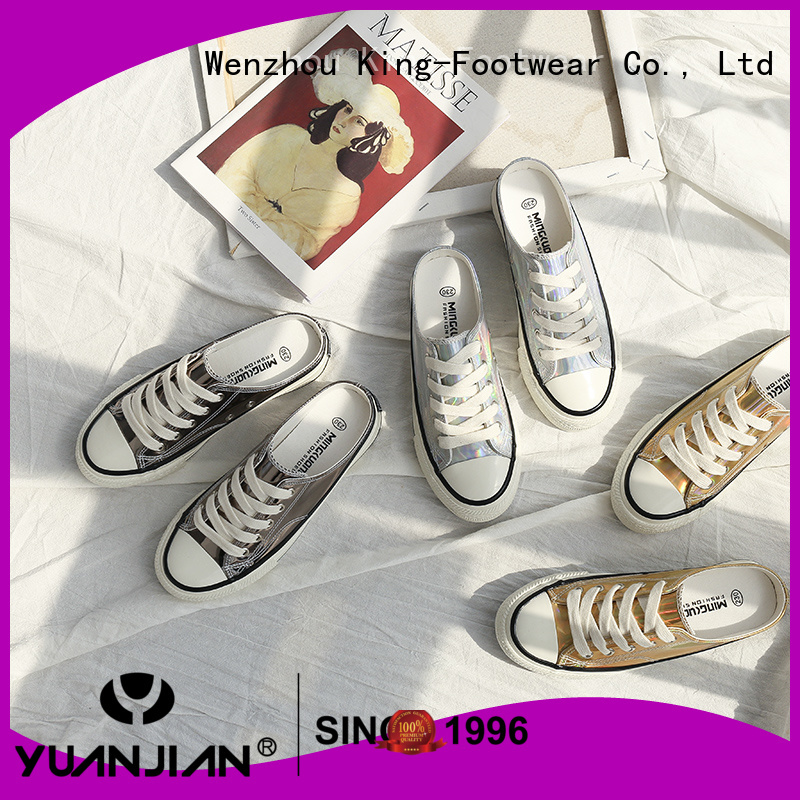 King-Footwear hot sell cool casual shoes personalized for schooling