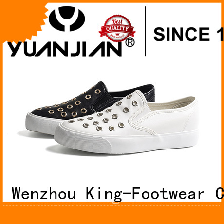 pu leather shoes personalized for sports King-Footwear