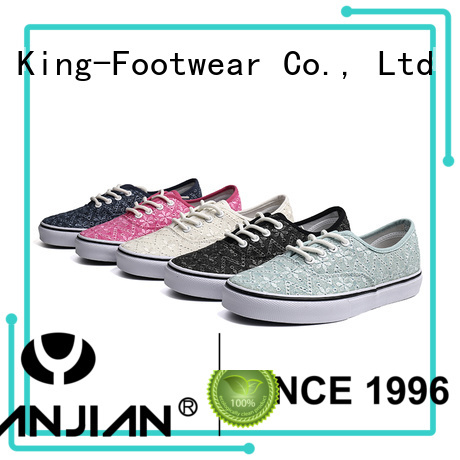 King-Footwear canvas shoes online wholesale for school