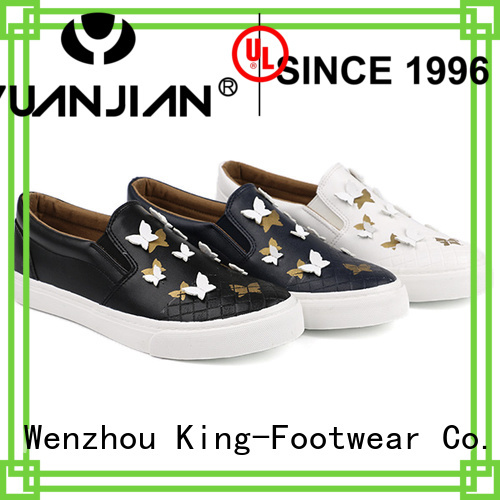 King-Footwear cool casual shoes personalized for traveling
