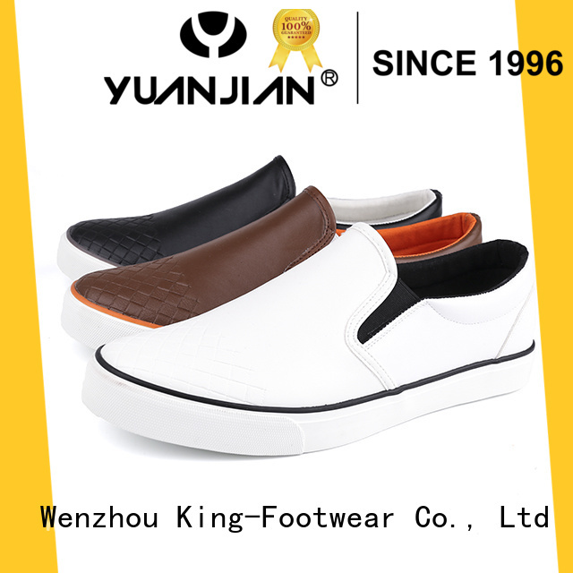 King-Footwear hot sell best skate shoes factory price for traveling