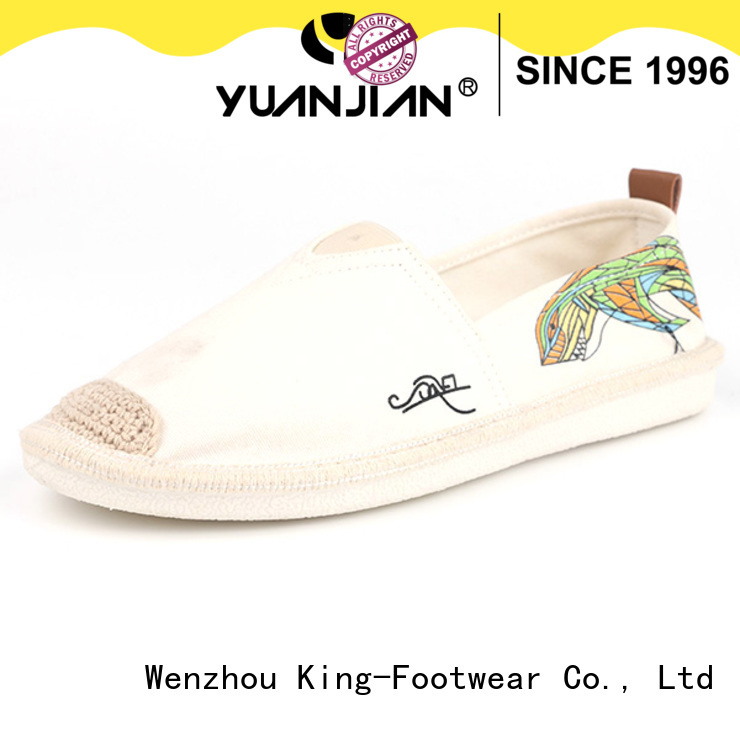 hot sell mens canvas slip on shoes wholesale for daily life