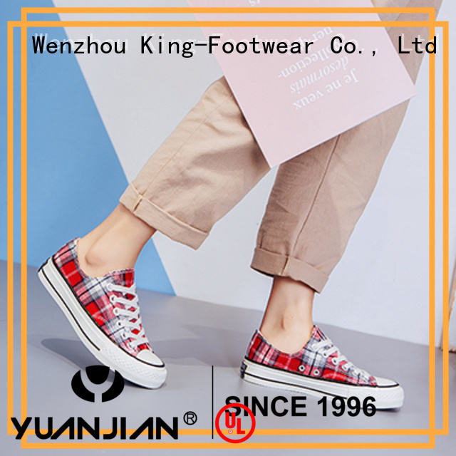 fashion vulcanized rubber shoes design for sports