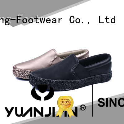 King-Footwear vulcanized sole design for occasional wearing