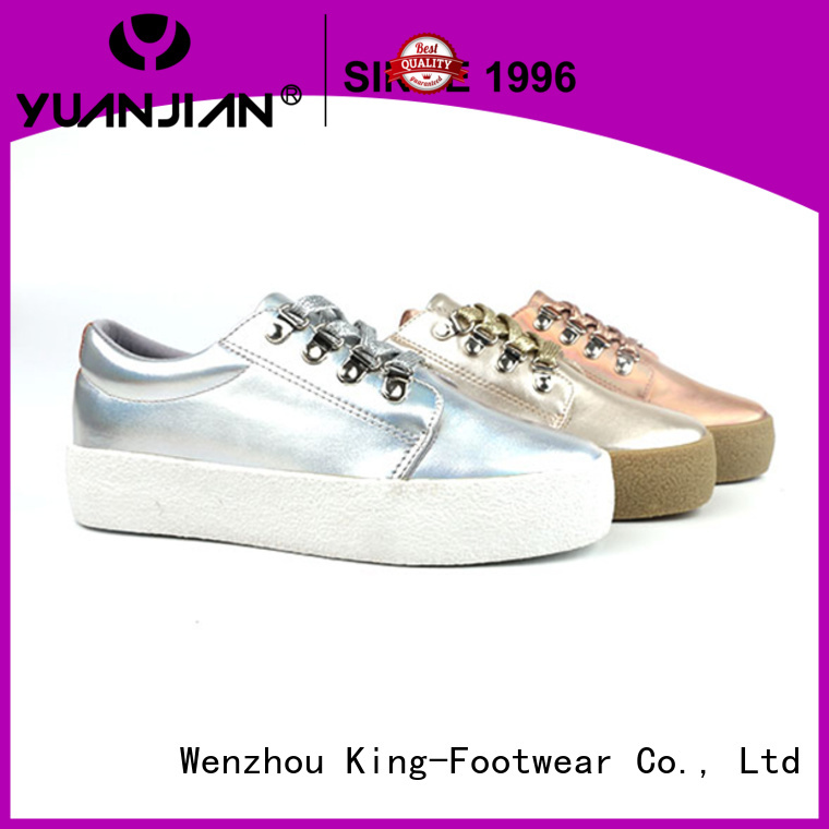 King-Footwear good skate shoes design for occasional wearing