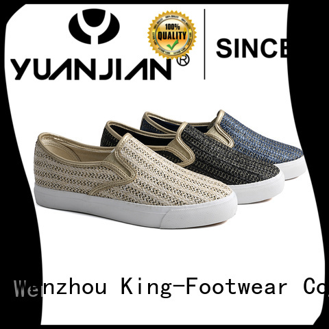 King-Footwear fashion casual wear shoes for men design for schooling