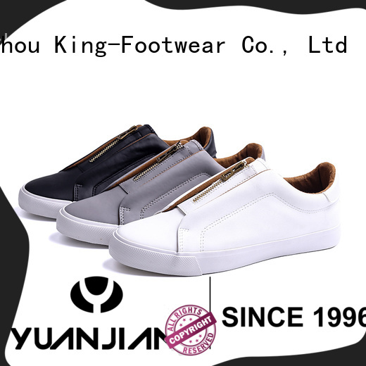 King-Footwear hot sell casual wear shoes for men personalized for occasional wearing