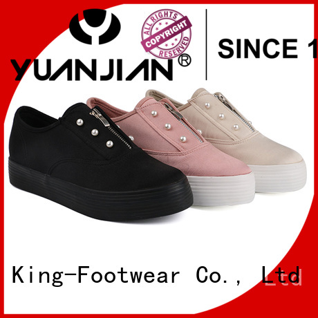 King-Footwear fashion footwear supplier for schooling