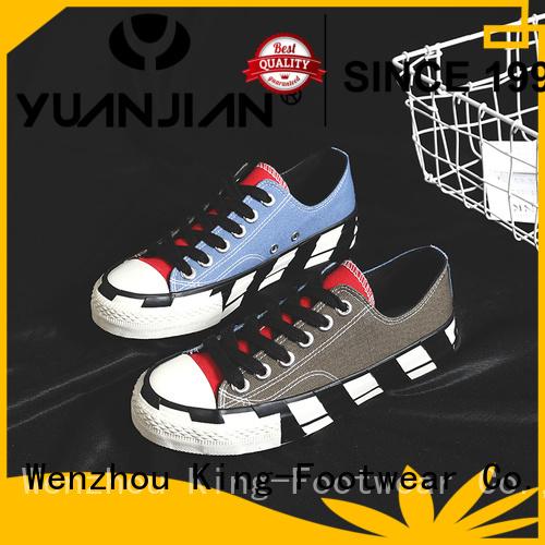 King-Footwear fashion footwear factory price for occasional wearing