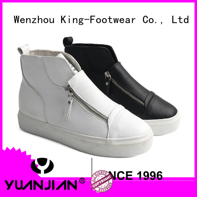 King-Footwear cool casual shoes factory price for occasional wearing