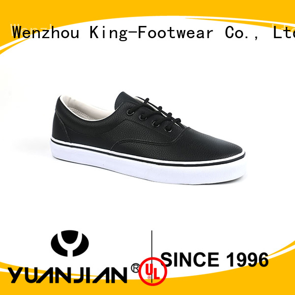 King-Footwear knit sneaker wholesale for men