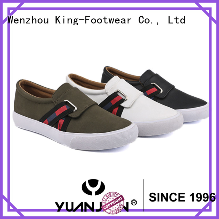 King-Footwear fashion good skate shoes personalized for occasional wearing