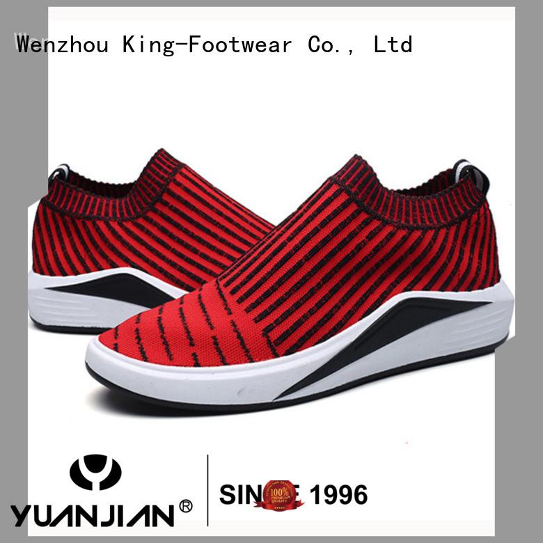 King-Footwear lightweight soft shoes on sale for sport