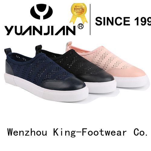 King-Footwear modern casual slip on shoes supplier for traveling