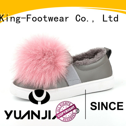King-Footwear pu shoes factory price for schooling