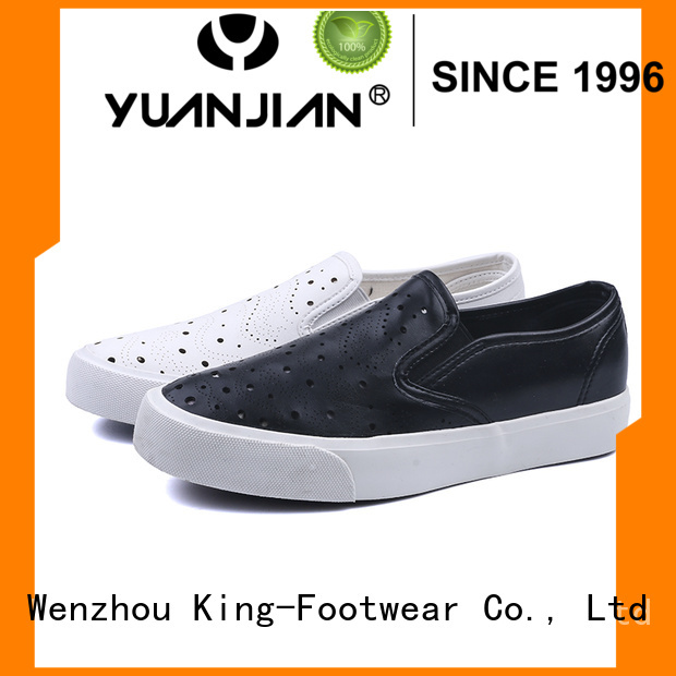 King-Footwear vulcanized sneakers personalized for occasional wearing