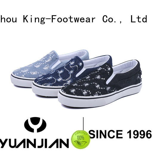 King-Footwear modern casual skate shoes personalized for traveling