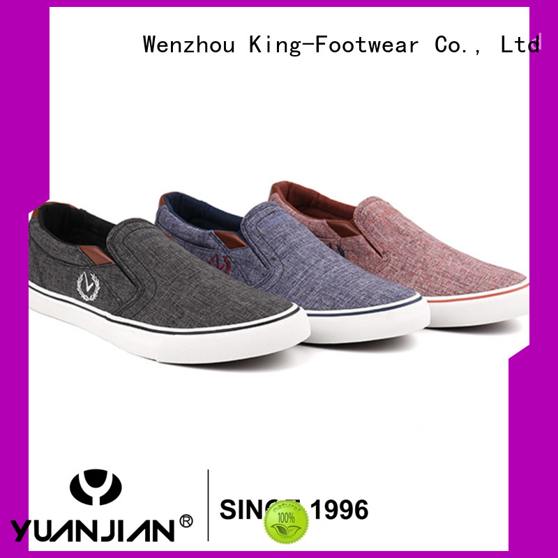good quality sports canvas shoes promotion for working