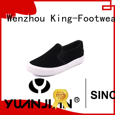 King-Footwear hot sell cool casual shoes supplier for occasional wearing