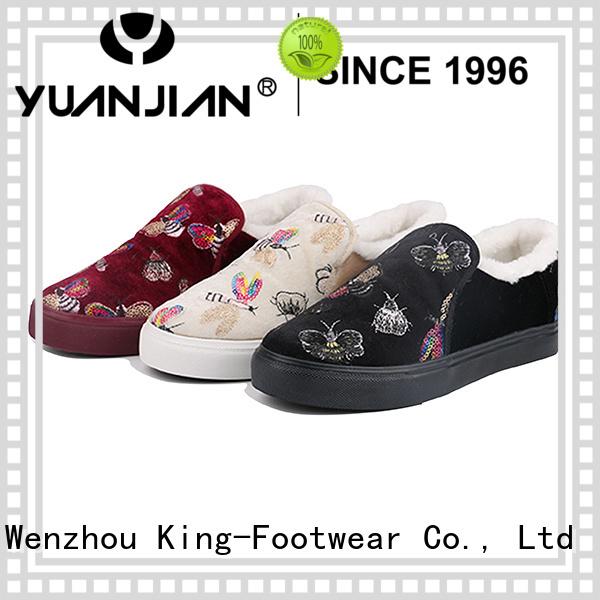 King-Footwear popular fashion footwear supplier for traveling