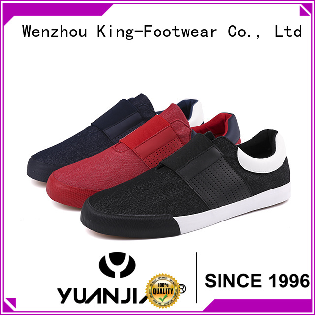King-Footwear hot sell goth shoes mens personalized for sports