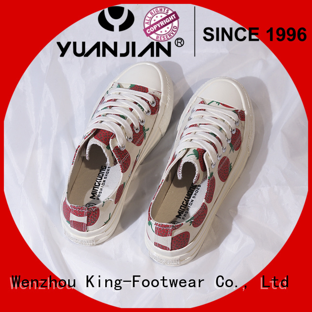 hot sell mens canvas shoes cheap promotion for working