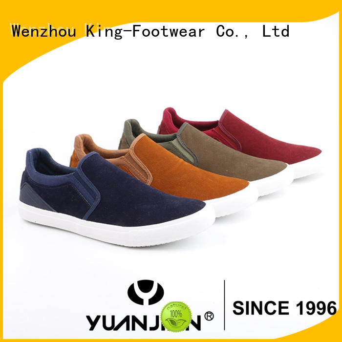hot sell vulcanized shoes factory price for sports