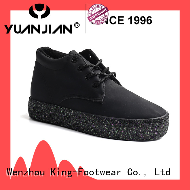 King-Footwear casual wear shoes supplier for traveling