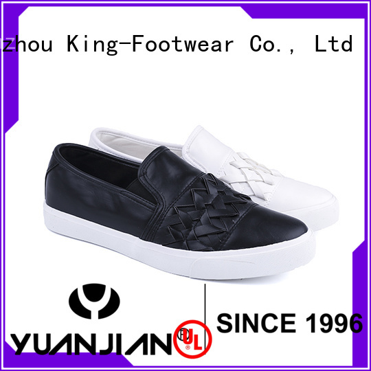 King-Footwear casual skate shoes personalized for traveling