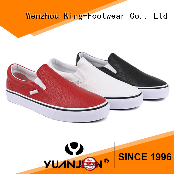 King-Footwear good skate shoes personalized for traveling
