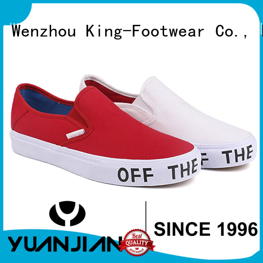 good quality canvas shoes for girls factory price for school