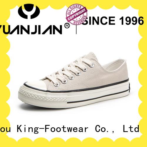 King-Footwear vulcanized sole personalized for sports