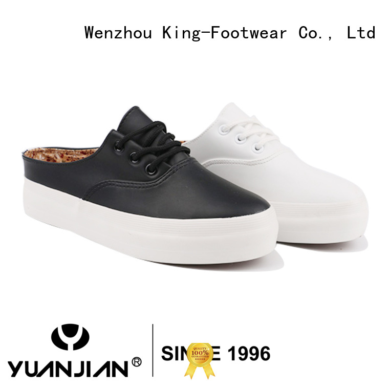 King-Footwear hot sell comfort footwear personalized for occasional wearing