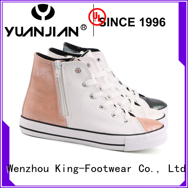 King-Footwear fashion most comfortable skate shoes personalized for sports
