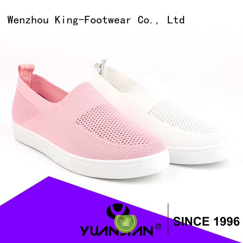 good quality canvas slip on shoes womens wholesale for working